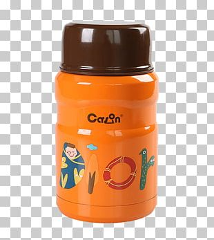 Vacuum Flask Stainless Steel Child PNG