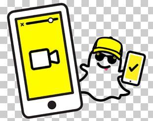 Snapchat Social Media Snap Inc. Mobile App Advertising PNG