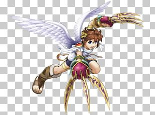 Kid Icarus: Uprising Kid Icarus: Of Myths And Monsters Super