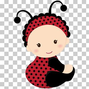 Ladybird Infant Baby Shower PNG