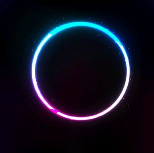 Sky Space Circle Eclipse PNG