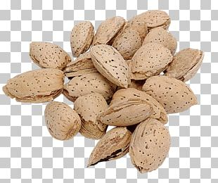 Almond Meal Nut Dried Fruit Food PNG