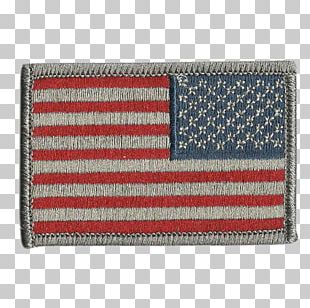 Flag Of The United States Flag Patch Embroidered Patch PNG