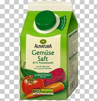 Organic Food Vegetable Juice Alnatura Fruit Drink PNG