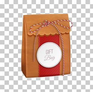 Paper Bag Gift PNG