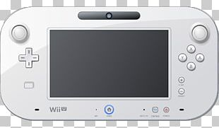 Wii U GamePad PlayStation 4 Game Controllers PNG