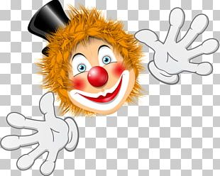 Clown Circus PNG
