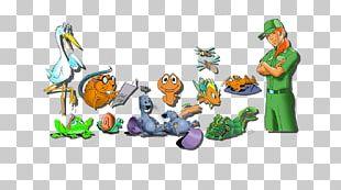 Animal Figurine Recreation PNG