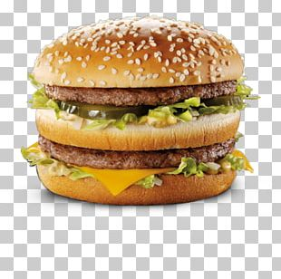 McDonald's Big Mac Hamburger Cheeseburger Whopper Macaroni And Cheese PNG