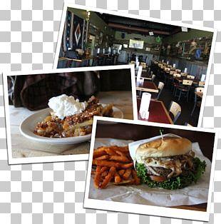 Fast Food Breakfast Hamburger Best Burger Barn PNG