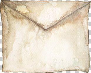 Paper Envelope Postcard PNG