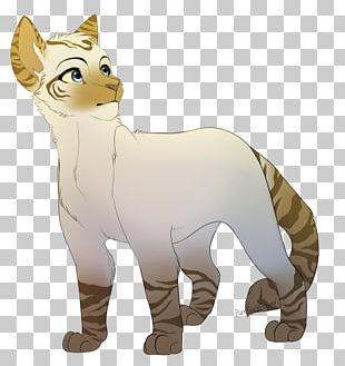 Cat Whiskers Warriors ThunderClan Tiger PNG