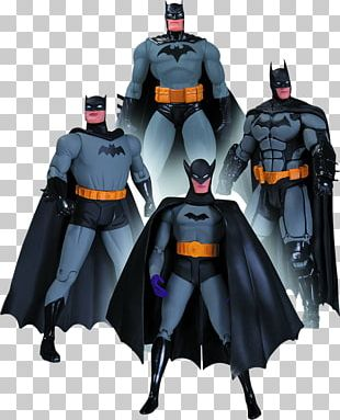 Batman: Hush Joker Action & Toy Figures Batman Action Figures PNG