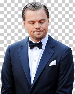 Thinking Leonardo Di Caprio PNG