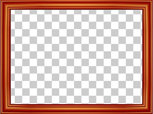 Chess Window Square Frame Pattern PNG