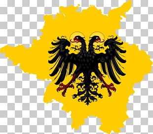 Flags Of The Holy Roman Empire Germany History Banner PNG