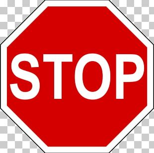 Stop Sign Traffic Sign Intersection PNG