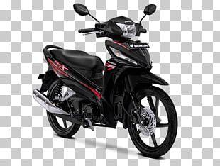PT Astra Honda Motor Revo Motorcycle Scooter PNG