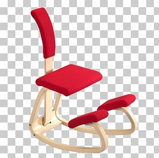 Kneeling Chair Varier Furniture AS Office & Desk Chairs Pillow PNG
