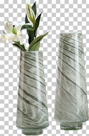 Vase Flower Bouquet Decorative Arts Glass PNG
