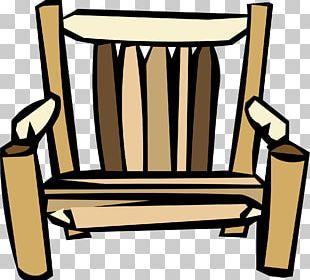 Club Penguin Club Chair Garden Furniture PNG