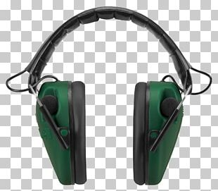 Earmuffs Hearing Protection Device Decibel Electronic Ear Defenders PNG