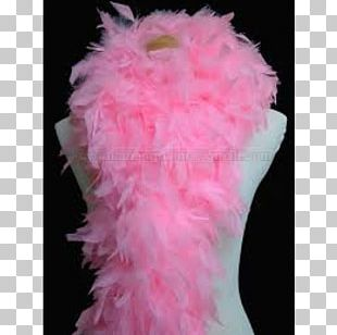 Feather Boa Pink Maotiao Infant PNG