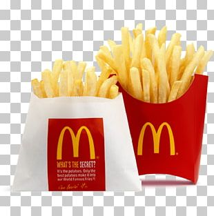 McDonald's French Fries Fish And Chips Fast Food Ice Cream Cones PNG