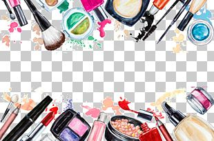 Cosmetics Make-up Artist Beauty Parlour PNG