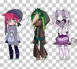 Costume Design Mangaka Legendary Creature Supernatural PNG