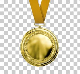 Gold Medal Award Silver Medal Stock Photography PNG
