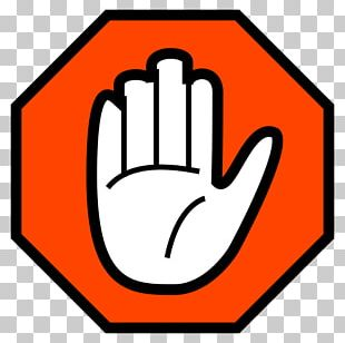 Computer Icons Stop Sign Hand PNG