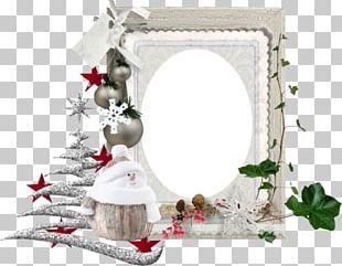 Frames Christmas Ornament Scrapbooking Fêtes De Fin D'année PNG