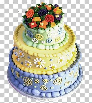 Birthday Cake Bundt Cake Wedding Cake Icing PNG