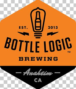 Bottle Logic Brewing Beer Stout India Pale Ale Brewery PNG