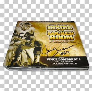 Distant Replay Green Bay Packers Instant Replay: The Green Bay Diary Of Jerry Kramer Yellow PNG