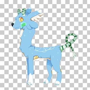 Reindeer Horse Animal Figurine PNG