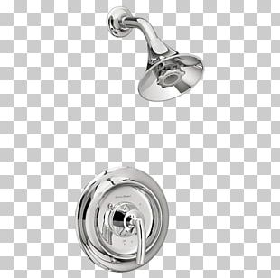 Bathtub Tap Pressure-balanced Valve Shower American Standard Brands PNG