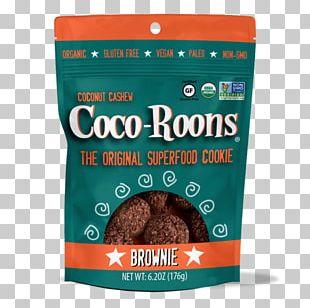 Organic Food Chocolate Brownie Guacamole Coconut PNG