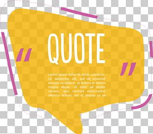 Quotation PNG