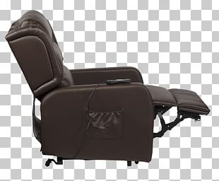 Recliner Massage Chair Car Seat PNG