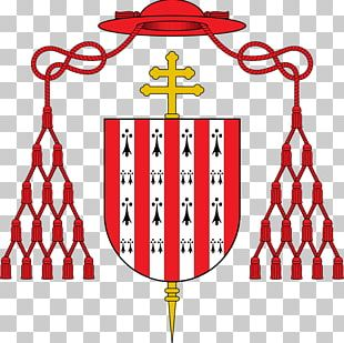 Roman Catholic Archdiocese Of Toledo Cardinal Escutcheon Coat Of Arms Ecclesiastical Heraldry PNG