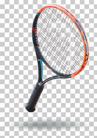 Strings Head Rakieta Tenisowa Racket Tennis PNG