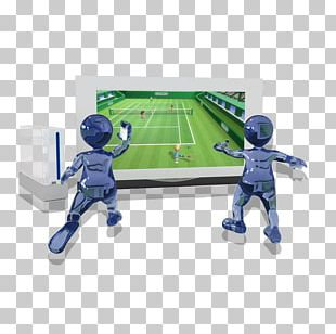 Wii 3D Computer Graphics Video Game Console PNG