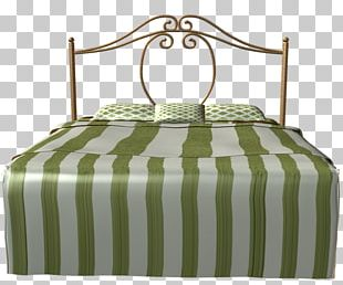 Bed Frame Bed Sheet Pillow PNG