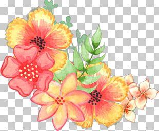 Watercolor Painting Floral Design Watercolor: Flowers Watercolour Flowers PNG