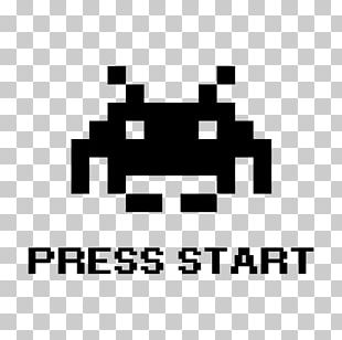 Space Invaders 8-bit Video Game Computer Icons Arcade Game PNG