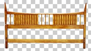 Bed Frame Bench Couch PNG