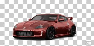 2017 Nissan 370Z Car Luxury Vehicle Motor Vehicle PNG