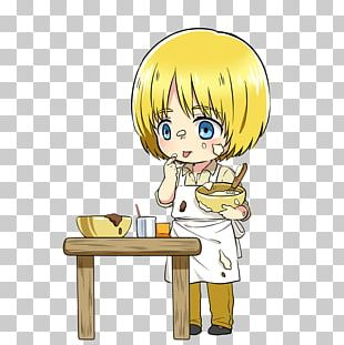 Armin Arlert Eren Yeager Mikasa Ackerman Attack On Titan Anime PNG